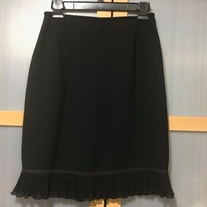 🛑CLEARANCE🛑Casual corner ruffled skirt 🌺